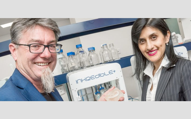 Associate Professor Mukherjee joins the ACES team in Bioprinting Massive Open Online Course (MOOC)
