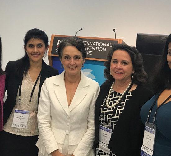 Women in Leadership Breakfast at the ASC