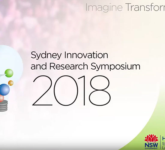 Sydney Local Health District Innovation Symposium 2018