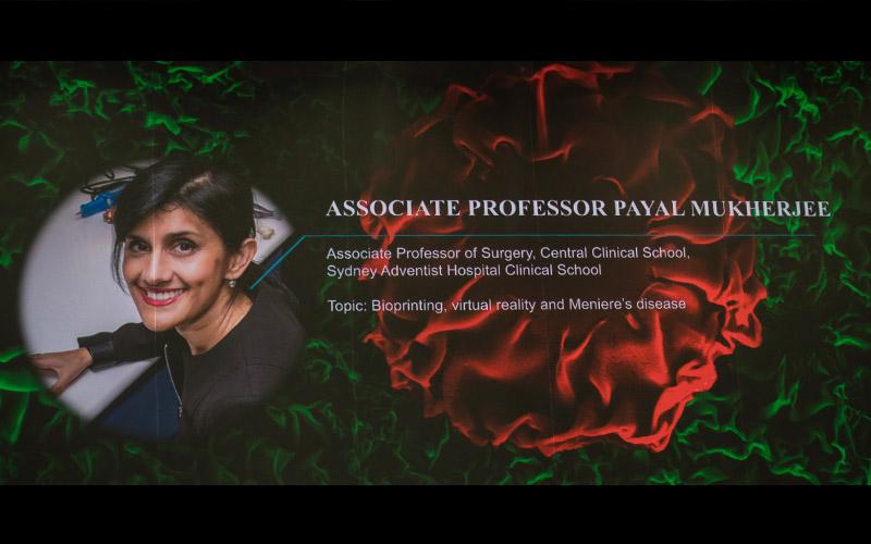 Associate Professor Payal Mukherjee